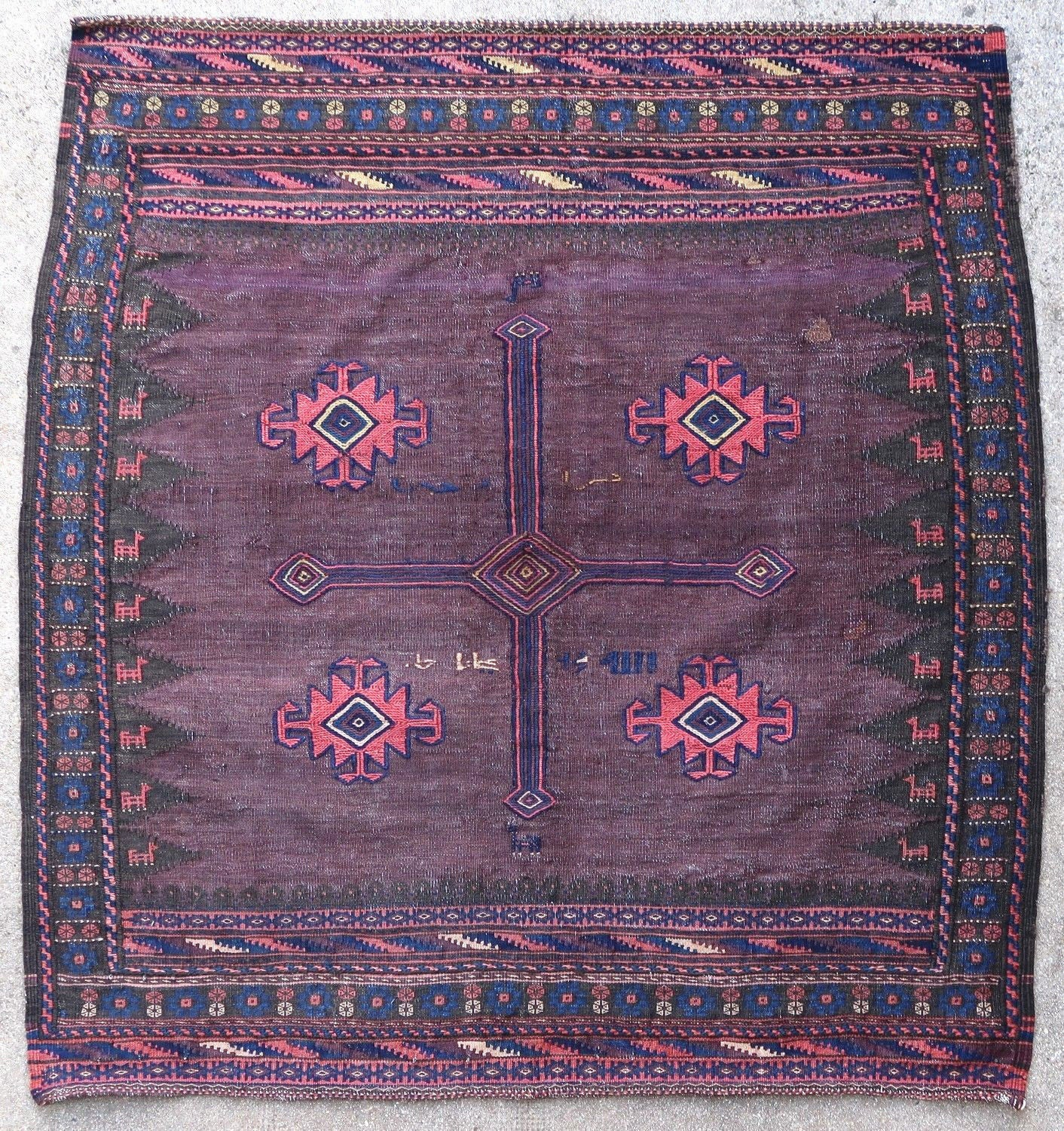 central-asian-rug-baluch-sofreh