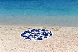 beach towel la palmeraie