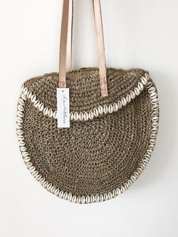 sac coquillages de plage