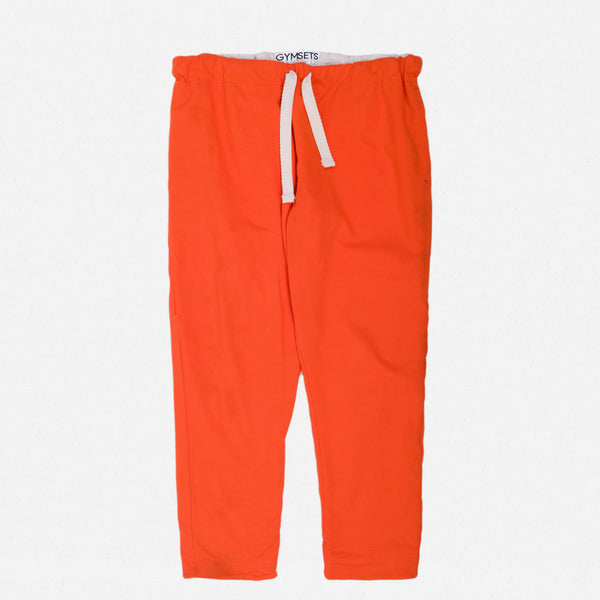 GSS19301CG - Reversible Sweats - Burnt Orange / Natural