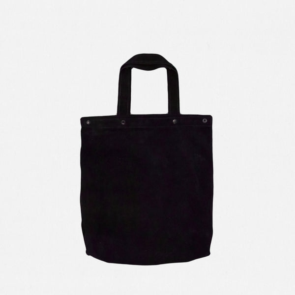 GSS19501BB - Snap Tote - Black