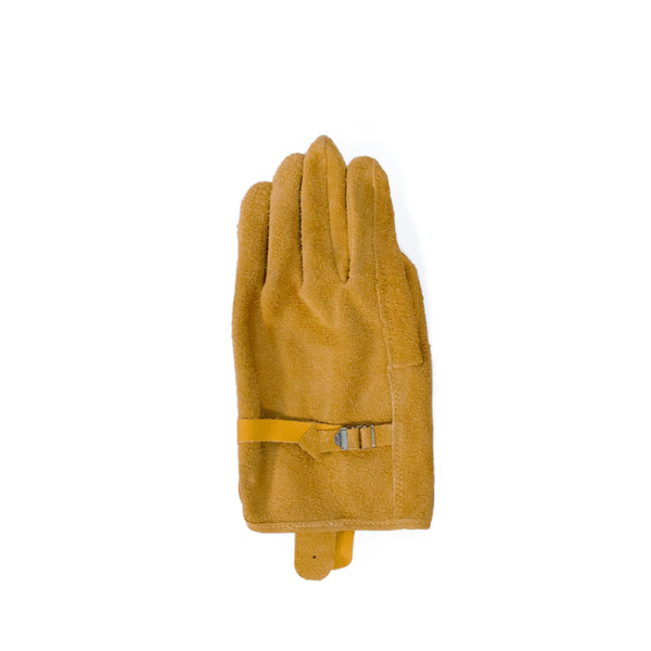 Left Hand Fancy Glove, Gold