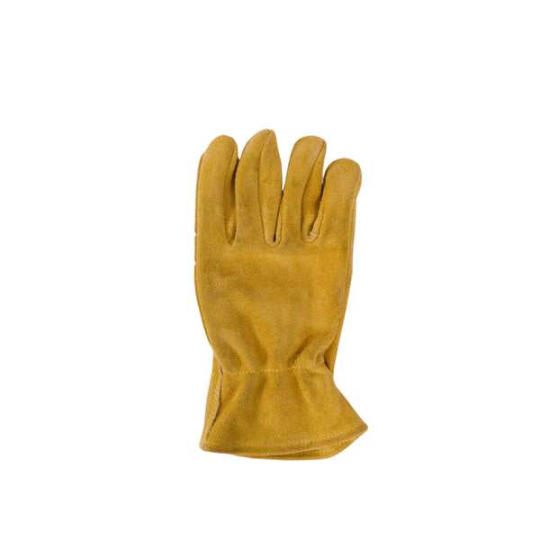 Right Hand Work Glove, Gold