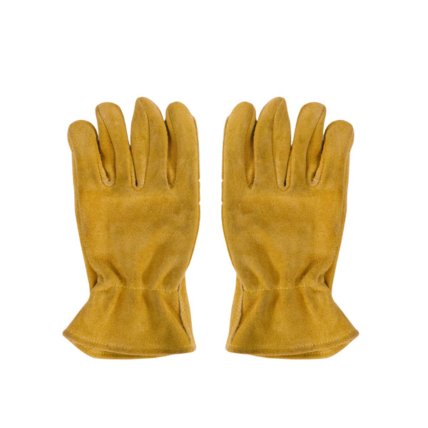 Work Gloves, Gold