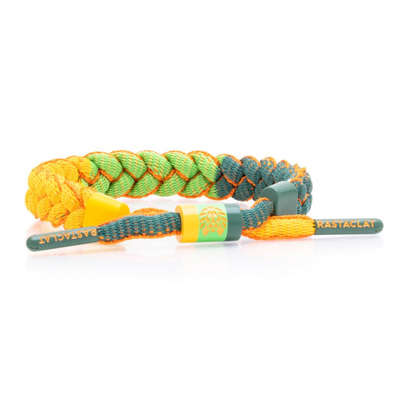 Rastaclat | The Creator Green/Yellow