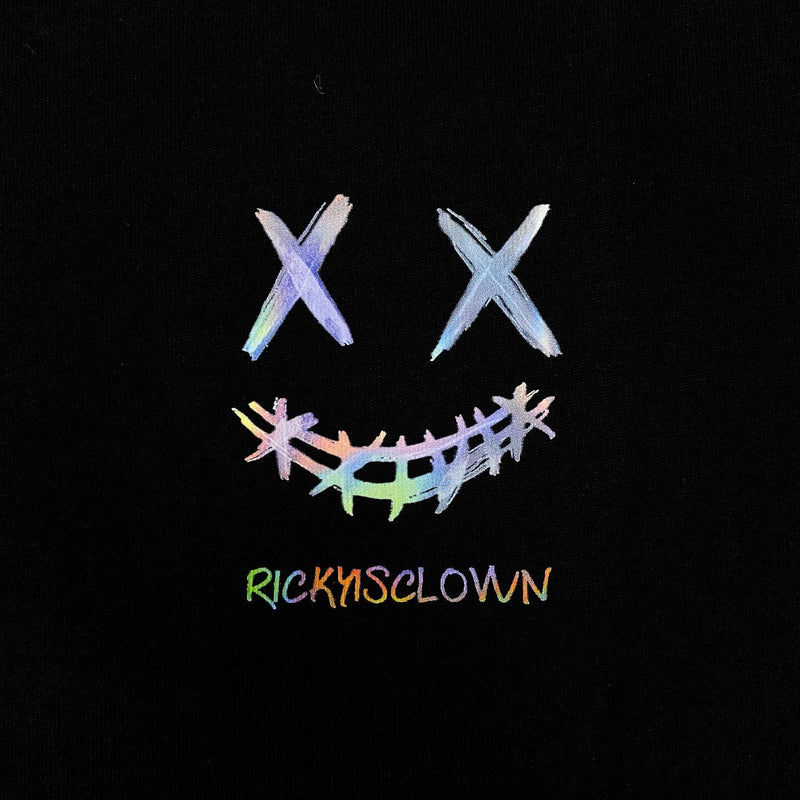 RIC x Richbear Laser Clown Tee Black