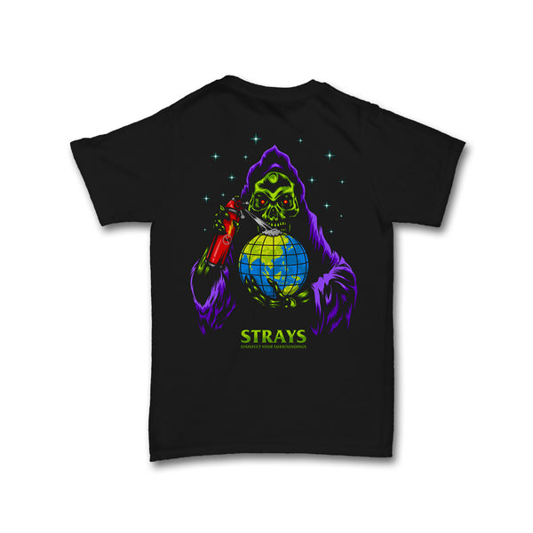 Stays | Disinfect Tee Black
