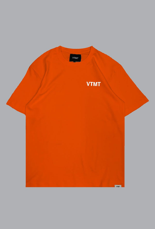 VTMT | Homies Reflective Tee Orange