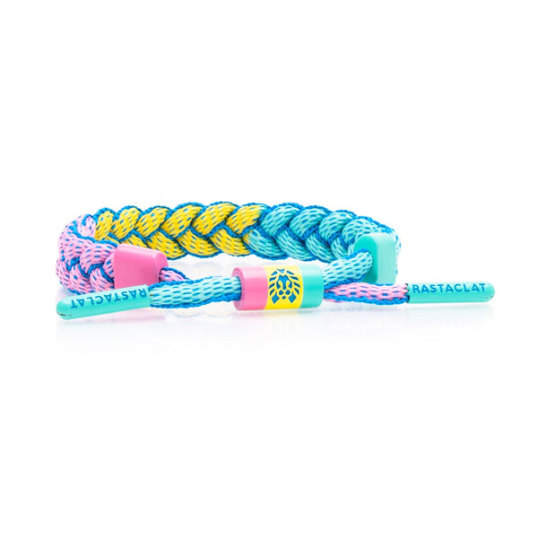Rastaclat | Soft Drink Teal/Yellow/Pink