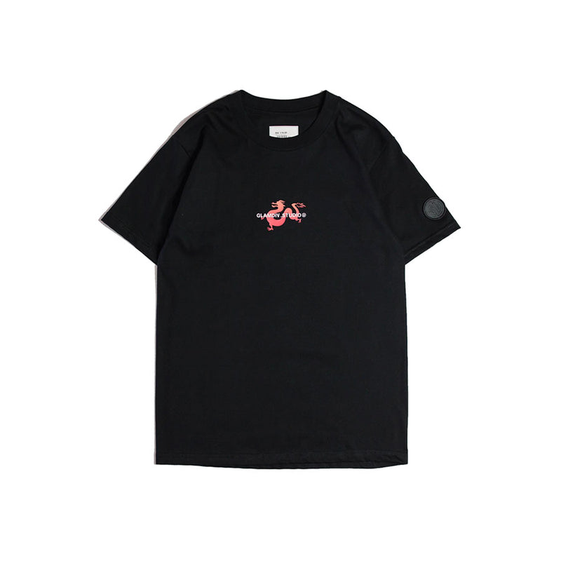 GlamDiv | ABT Dragon Tee Black