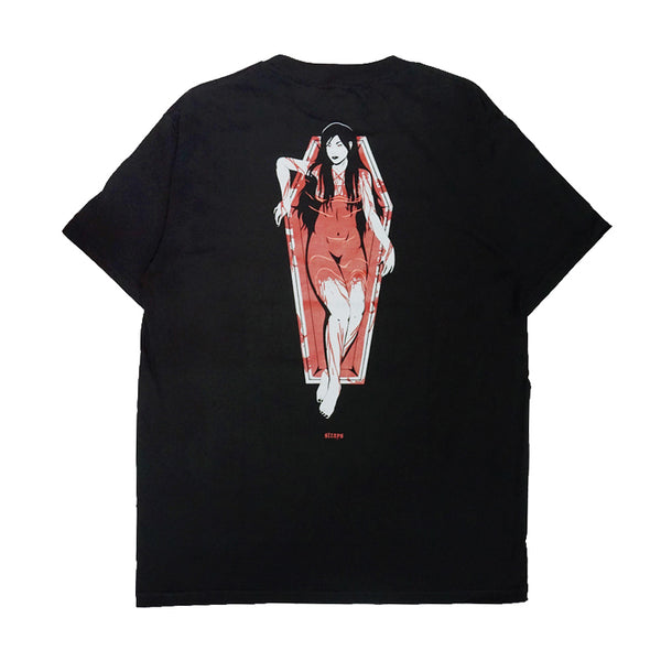 Strays | Young Tee Black