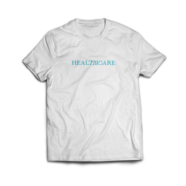 Strays | Healthcare Tee White