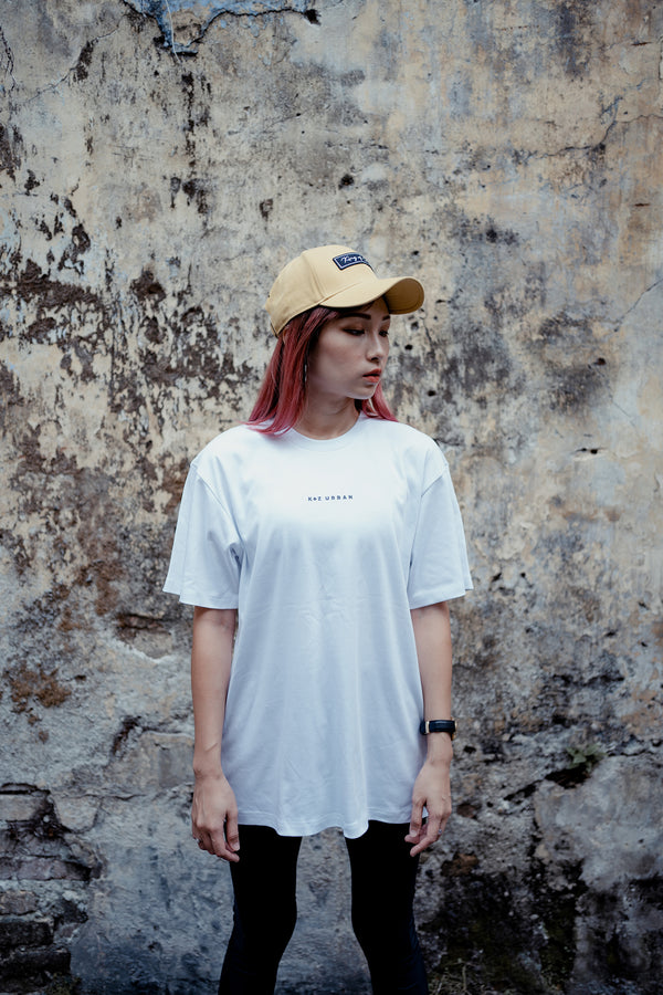 KZ | Patches Tee White