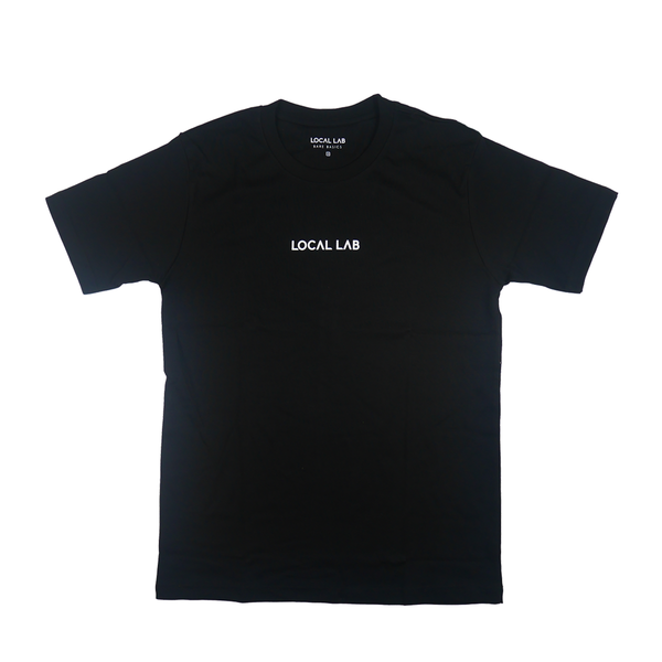 Local Lab | Bare Basic S/S Black