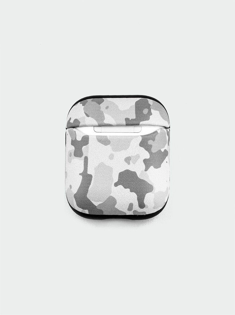 Skinarma | Bainari Airpods 2 Case Camo Ice Grey