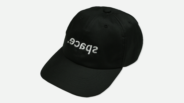Space | Aloft Cap Black