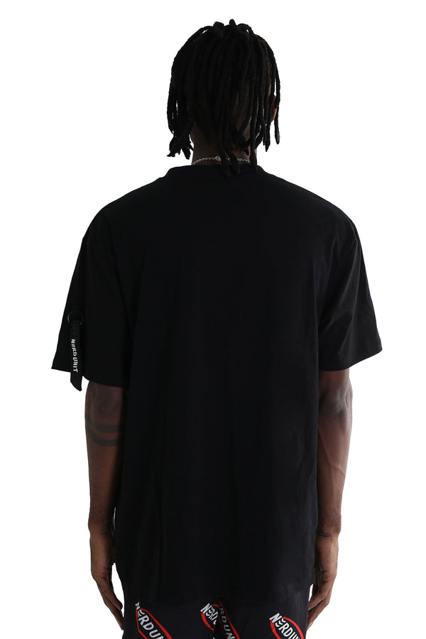 Nerd Unit | Ring Logo Tee Black