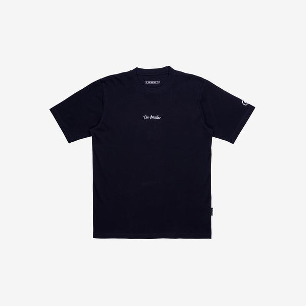 Dr Mister | Essential Thoughts Remain Tee Black
