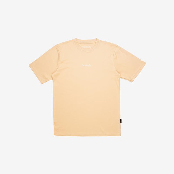Dr Mister | Essential Thoughts Remain Tee Beige