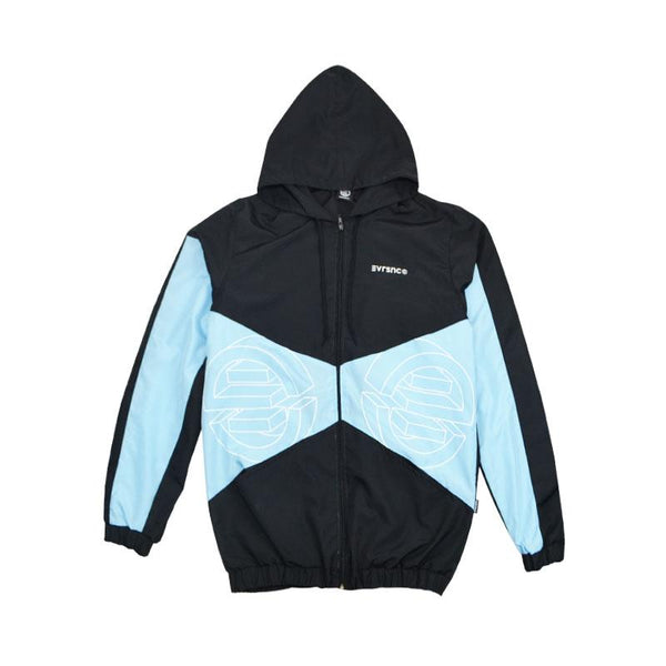 Eversince | Bandit Windbreaker Black/Blue