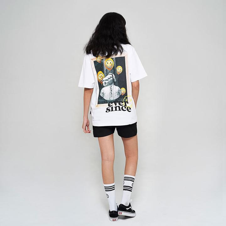 Eversince | Lost World Tee White