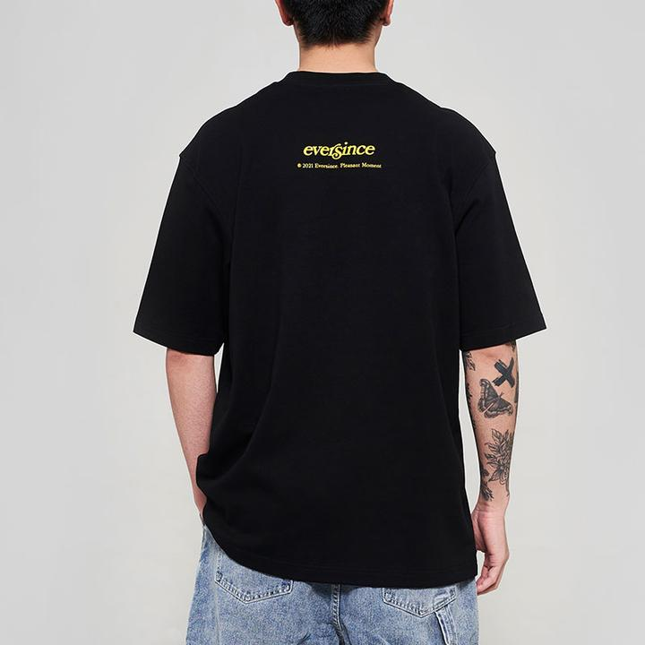 Eversince | SML Tee Black