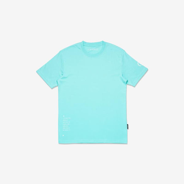 Dr Mister | Origin Rooster Bowl Tee Mint Green