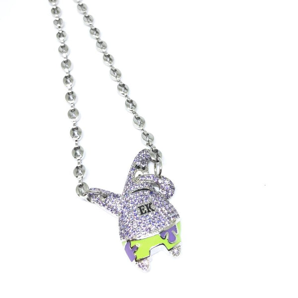 EK | Patrick Dap Necklace Silver