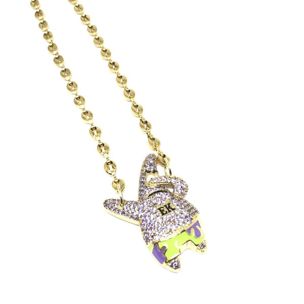 EK | Patrick Dap Necklace Gold