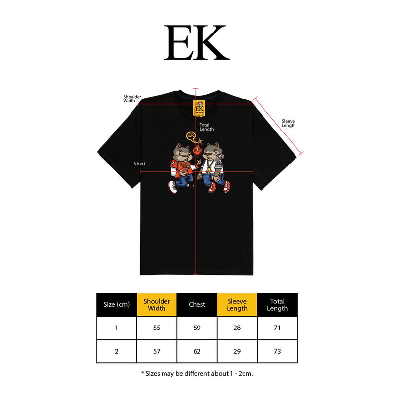 EK | Bear Project Tee Essentials