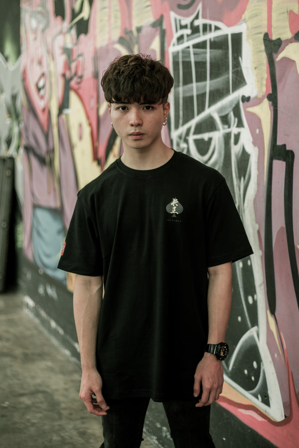 KZ | Dragon Tee Black