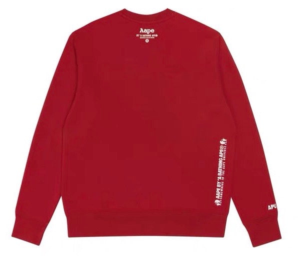 Aape | Aape Sweater (M3646) Red