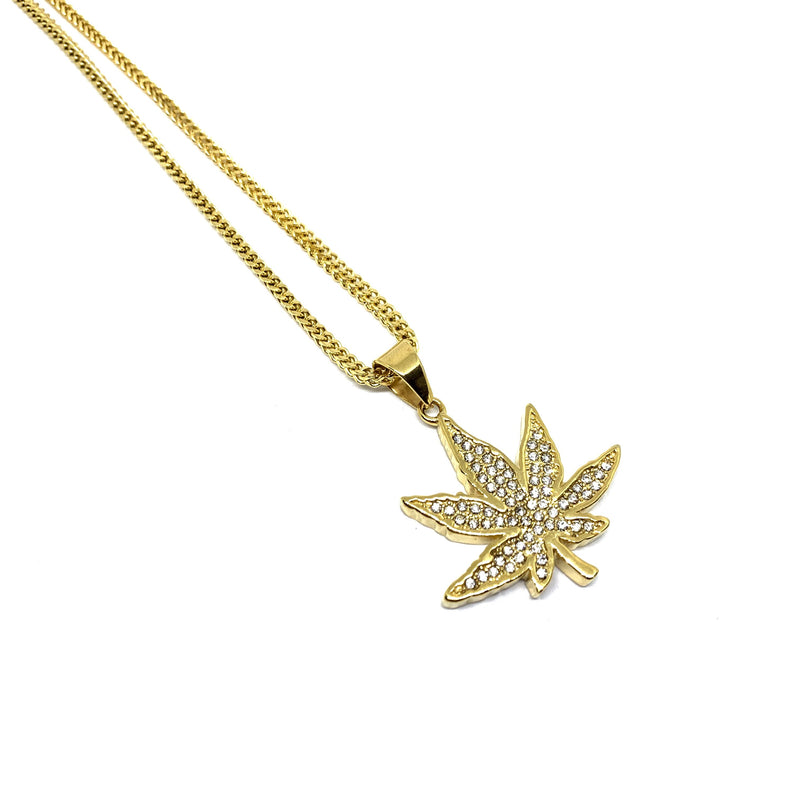 EK | The Leaf Gold Chain