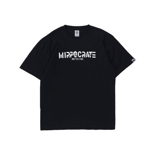Hippocrate | Love For Koi x Superlimited Tee Black