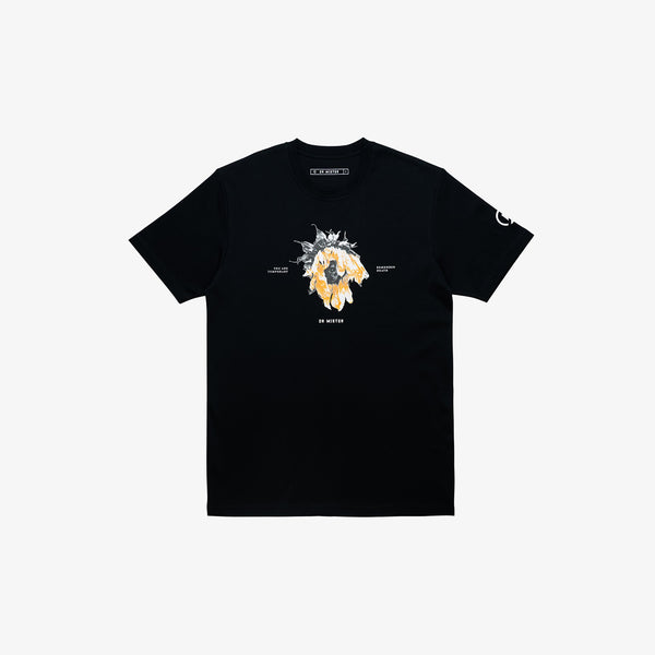 Dr Mister | Memento Mori Withered Tee Black