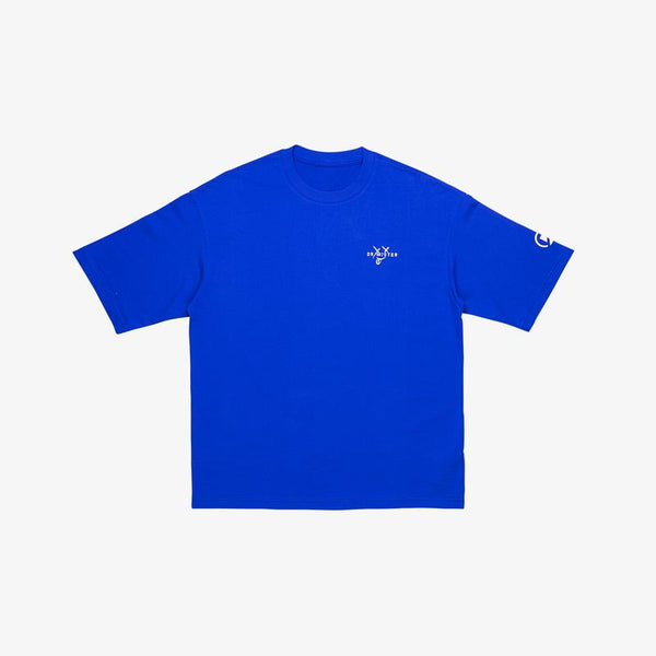 Dr Mister | Mischief Ds Oversized Tee Duke Blue