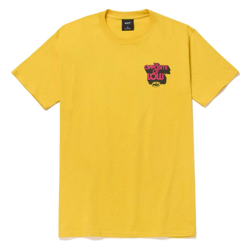 HUF | Opposite Of Low Tee Gold