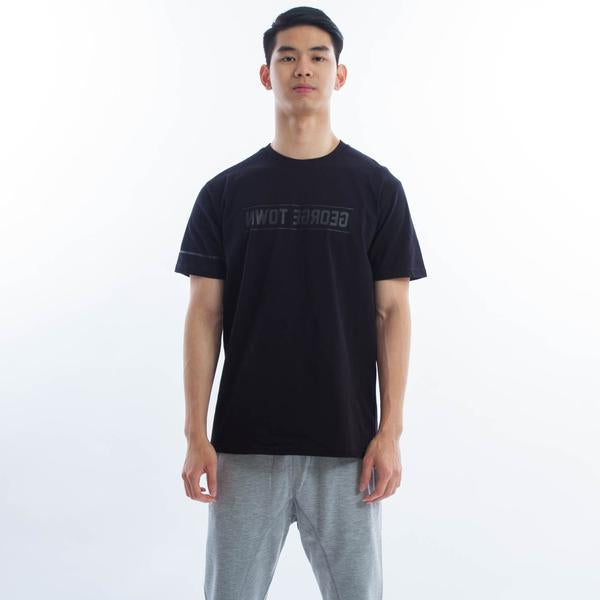 PMC | George Town Reverse Murdered Out Tee Black