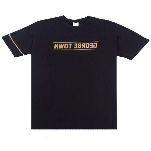 PMC | George Town Reverse Liquid Gold Tee Black