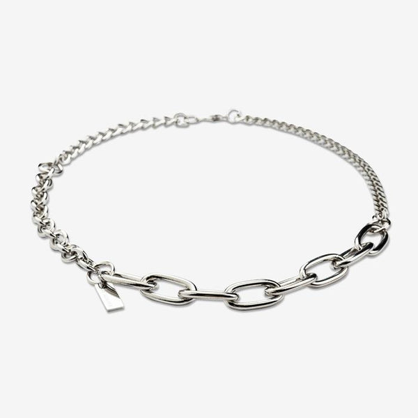 Dr Mister | Essential Quabrid Necklace Silver