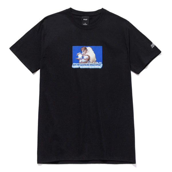 Street Fighter x HUF | Ryu Tee Black
