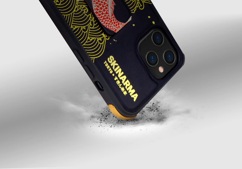Skinarma | iPhone 12/12 Pro/12 Pro Max Nami Black