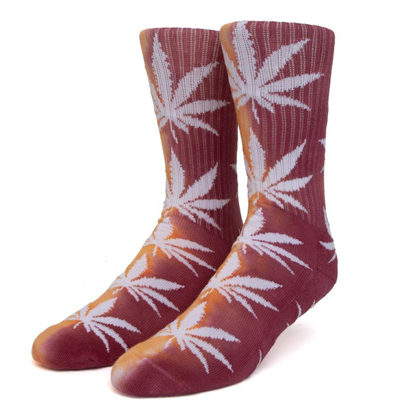 HUF | Tiedye Plantife Socks Orange