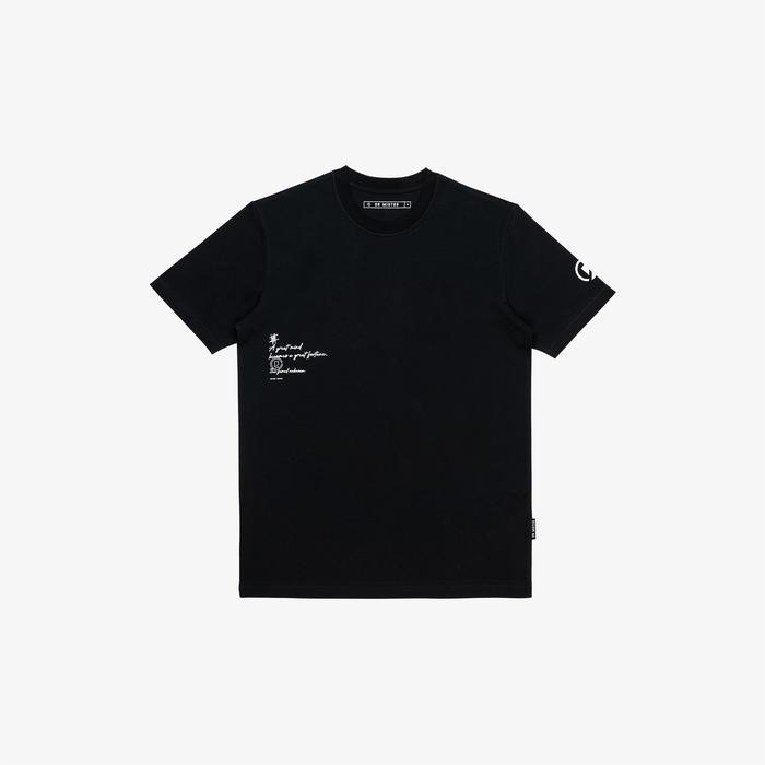 Dr Mister | The Fame Unknown Fortune Cat Tee Black