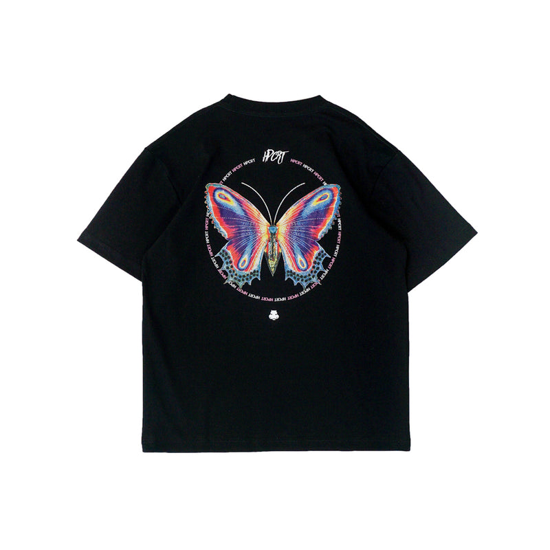 Hippocrate | The Metamorphosis Tee Black