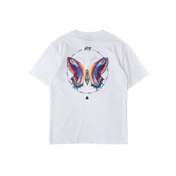 Hippocrate | The Metamorphosis Tee White