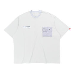 Domino's x TNTCO | Oversized Functional Pocket Tee Grey