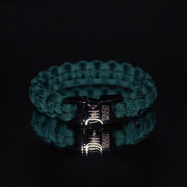 Touchwood | Classic Teal Buckle