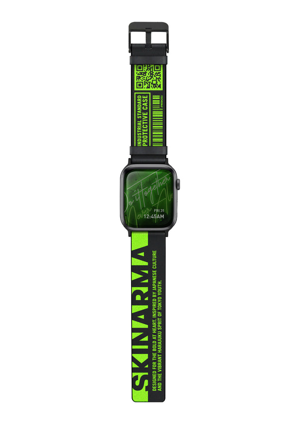 Skinarma | Tekubi Apple Watch Straps Green
