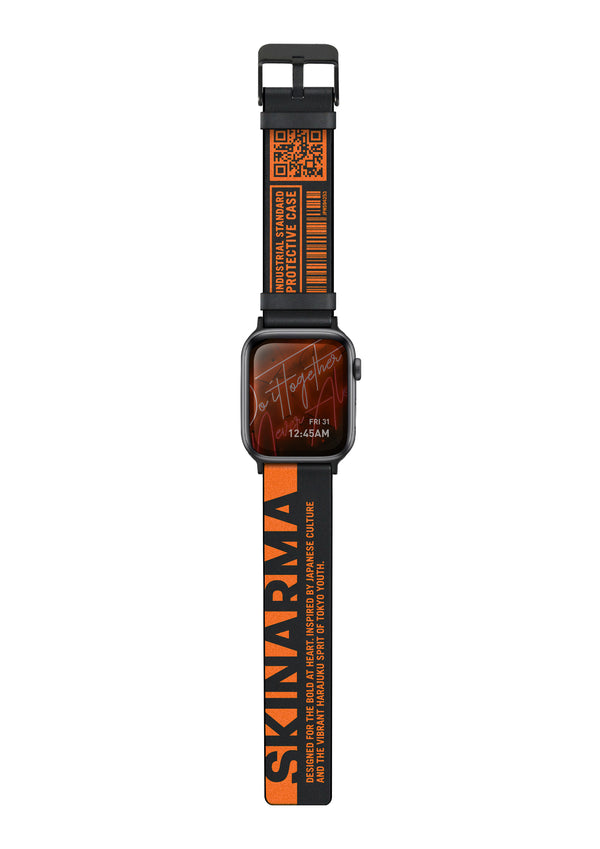 Skinarma | Tekubi Apple Watch Straps Orange